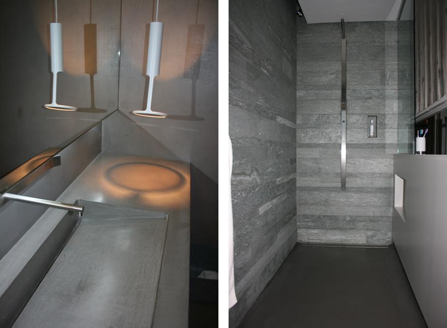 chalet de montagne en savoie beton cire lyon paris grenoble beton autolissant spatulable chape. Black Bedroom Furniture Sets. Home Design Ideas