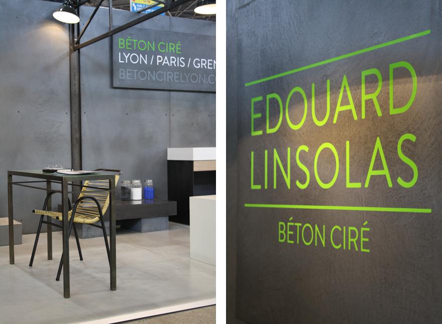 Foire de lyon 2012 beton cire lyon paris grenoble beton autolissant spatulable chape liquide - Foire de lyon 2018 ...