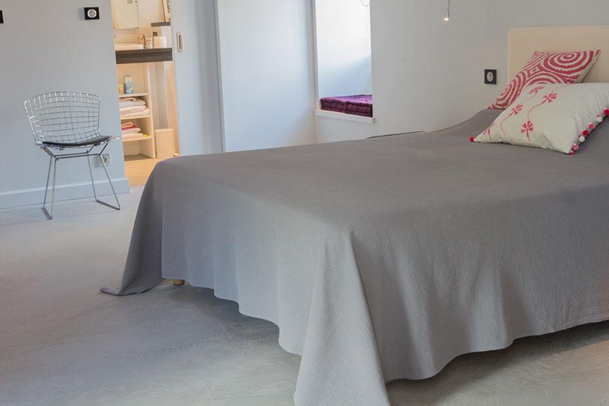 maison de campagne chevagny les chevri res beton cire lyon paris grenoble beton autolissant. Black Bedroom Furniture Sets. Home Design Ideas