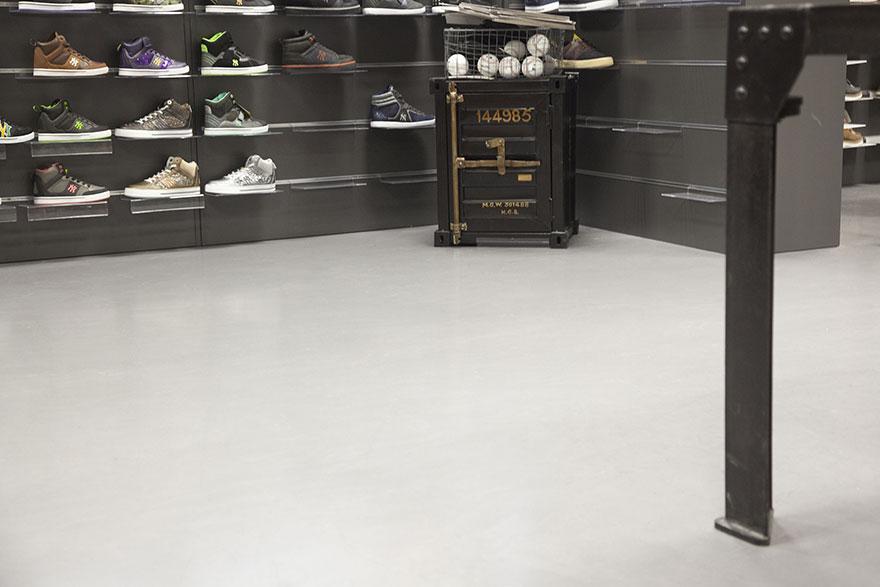 Beton Cire Showroom : Showroom kappa u paris beton cire lyon paris grenoble beton